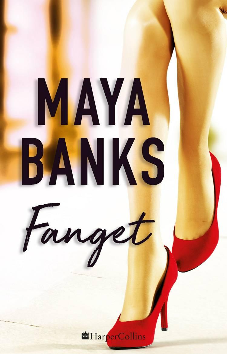 Fanget af Maya Banks