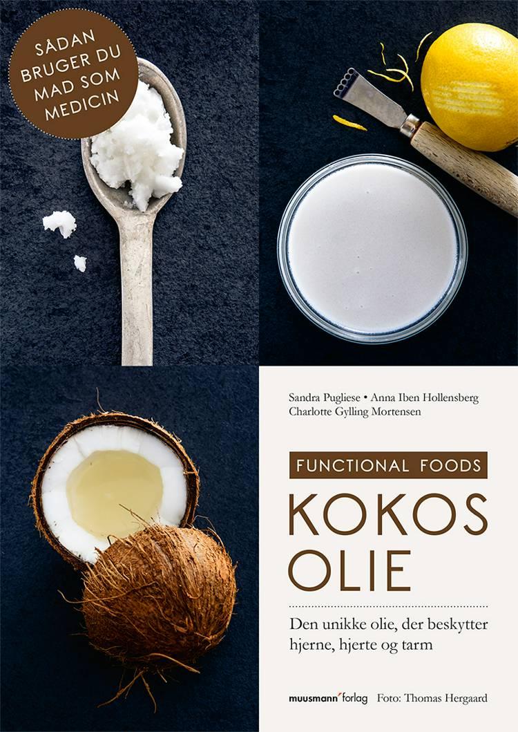 Kokosolie af Sandra Pugliese og Anna Iben Hollensberg og Charlotte Gylling Mortensen