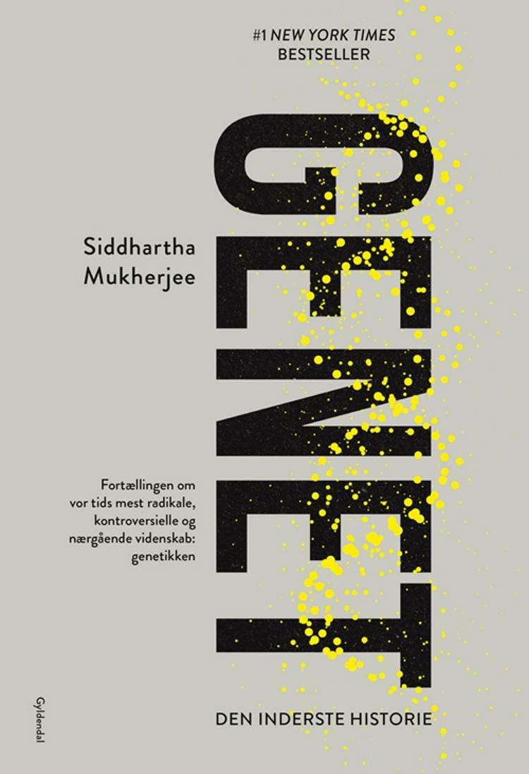 Genet af Siddhartha Mukherjee