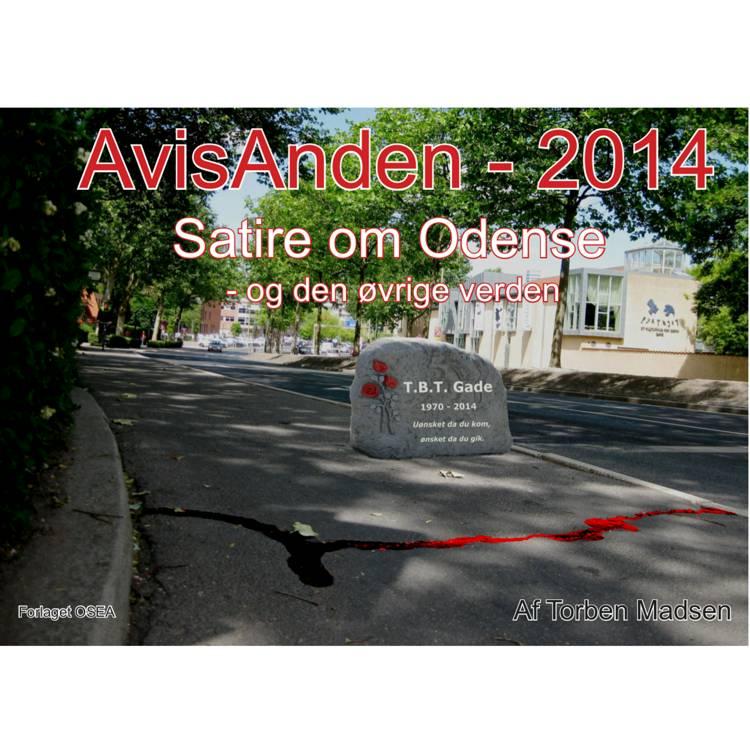 AvisAnden 2014 af Torben Madsen