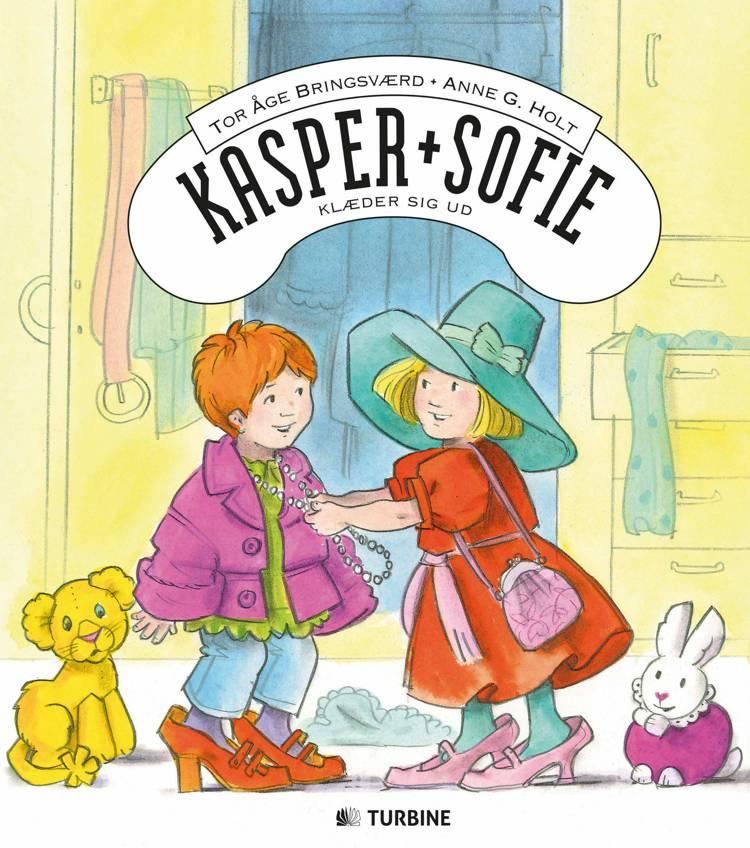 Kasper og Sofie klæder sig ud af Tor Åge Bringsværd