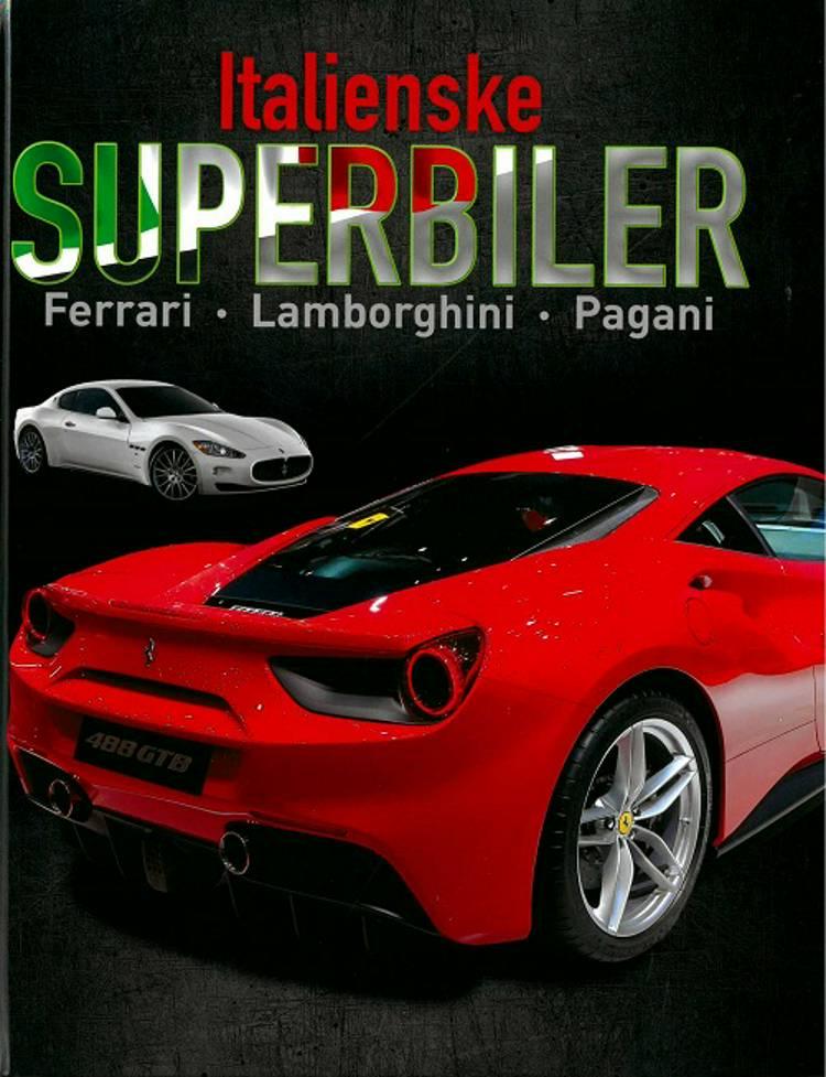Italienske superbiler af Paul Mason