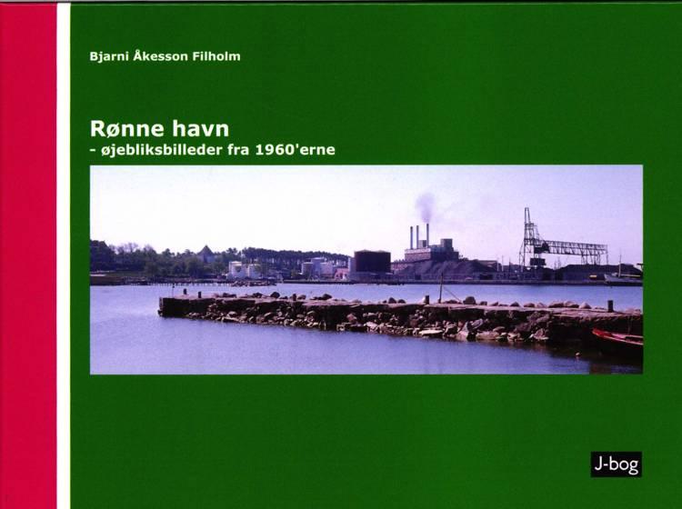 Rønne havn af Bjarni Åkesson Filholm