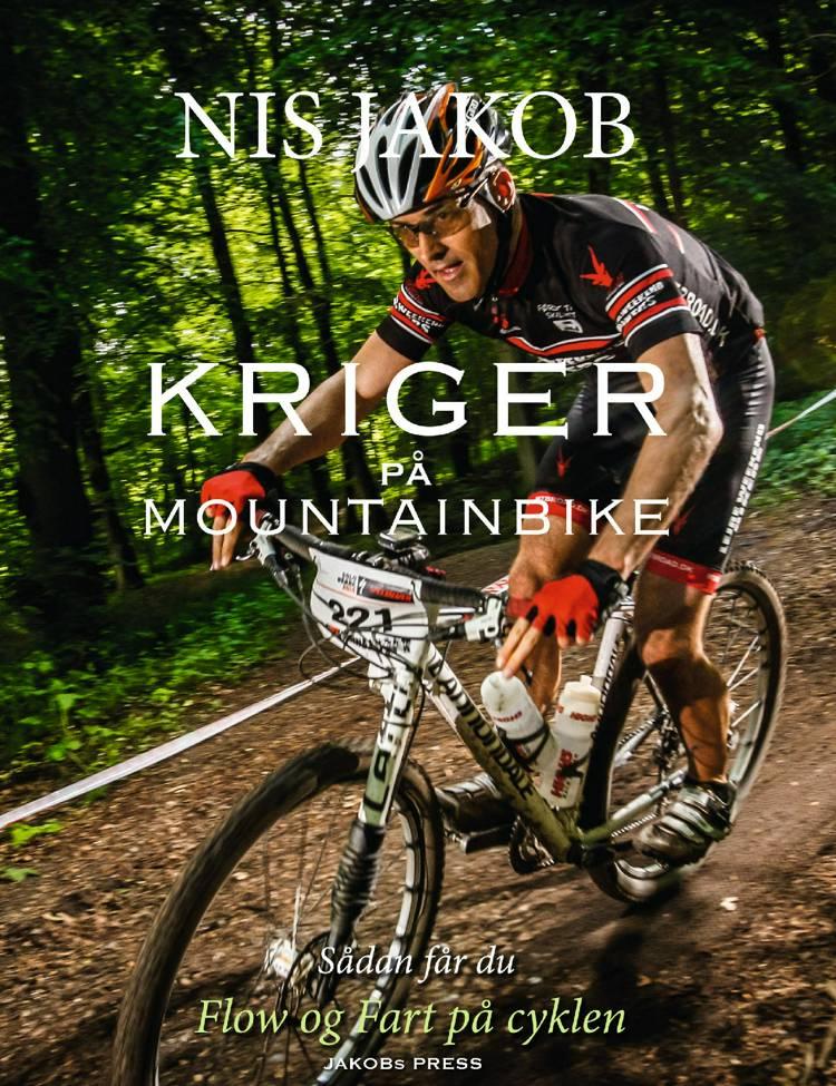 Kriger på mountainbike af Nis Jakob