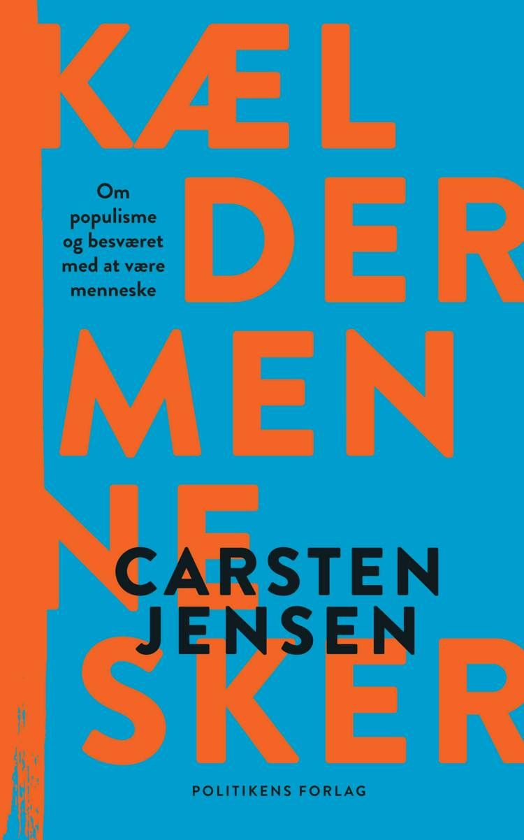 Kældermennesker af Carsten Jensen