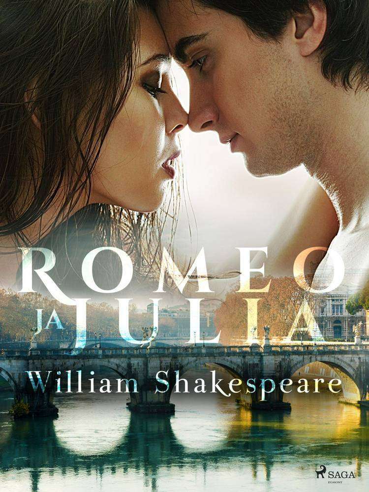 Romeo ja Julia af William Shakespeare