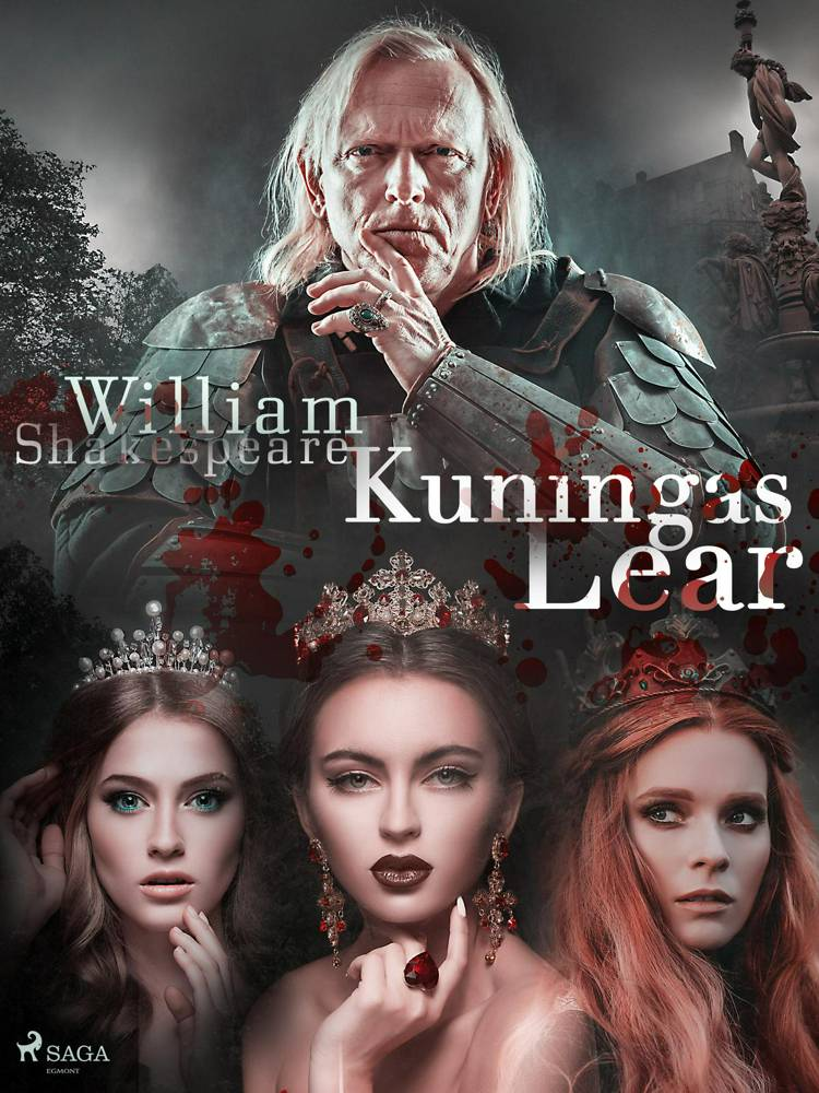 Kuningas Lear af William Shakespeare
