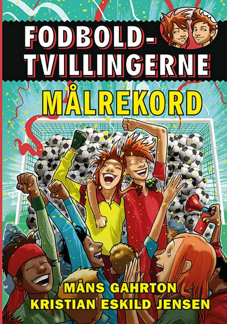 Fodboldtvillingerne: Målrekord (4) af Måns Gahrton