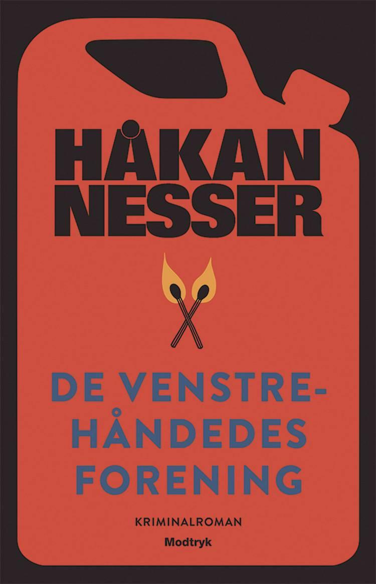 De venstrehåndedes forening af Håkan Nesser