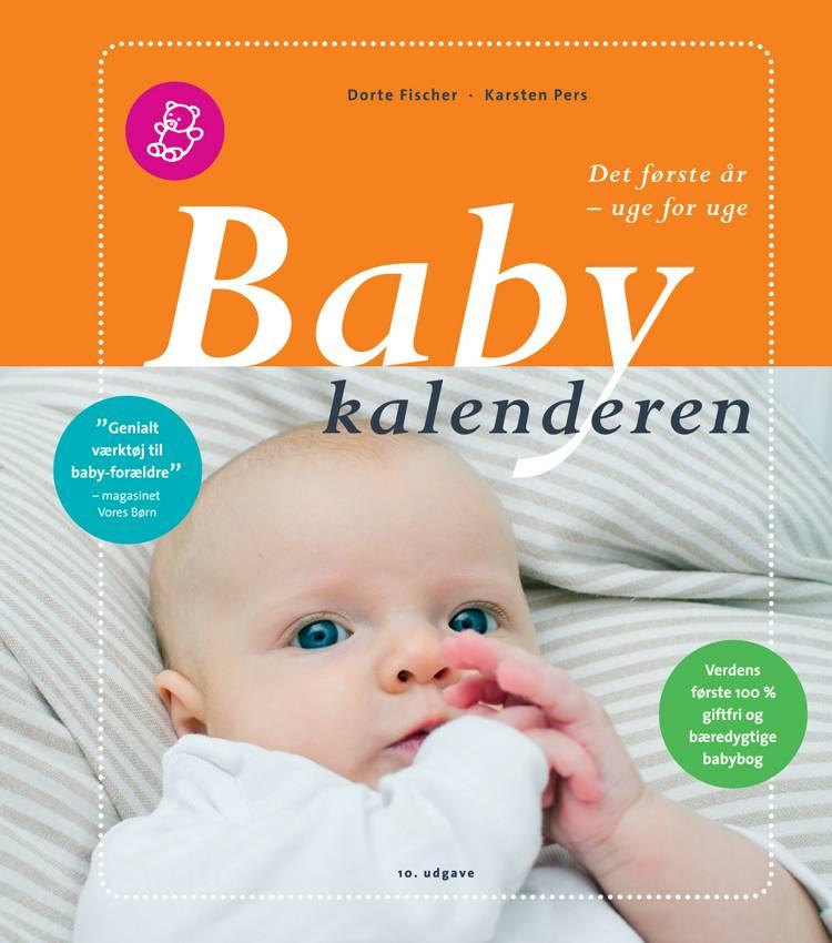 Babykalenderen af Dorte Fischer og Karsten Pers