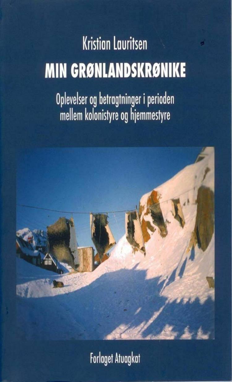 Min grønlandskrønike af Kristian Lauritsen