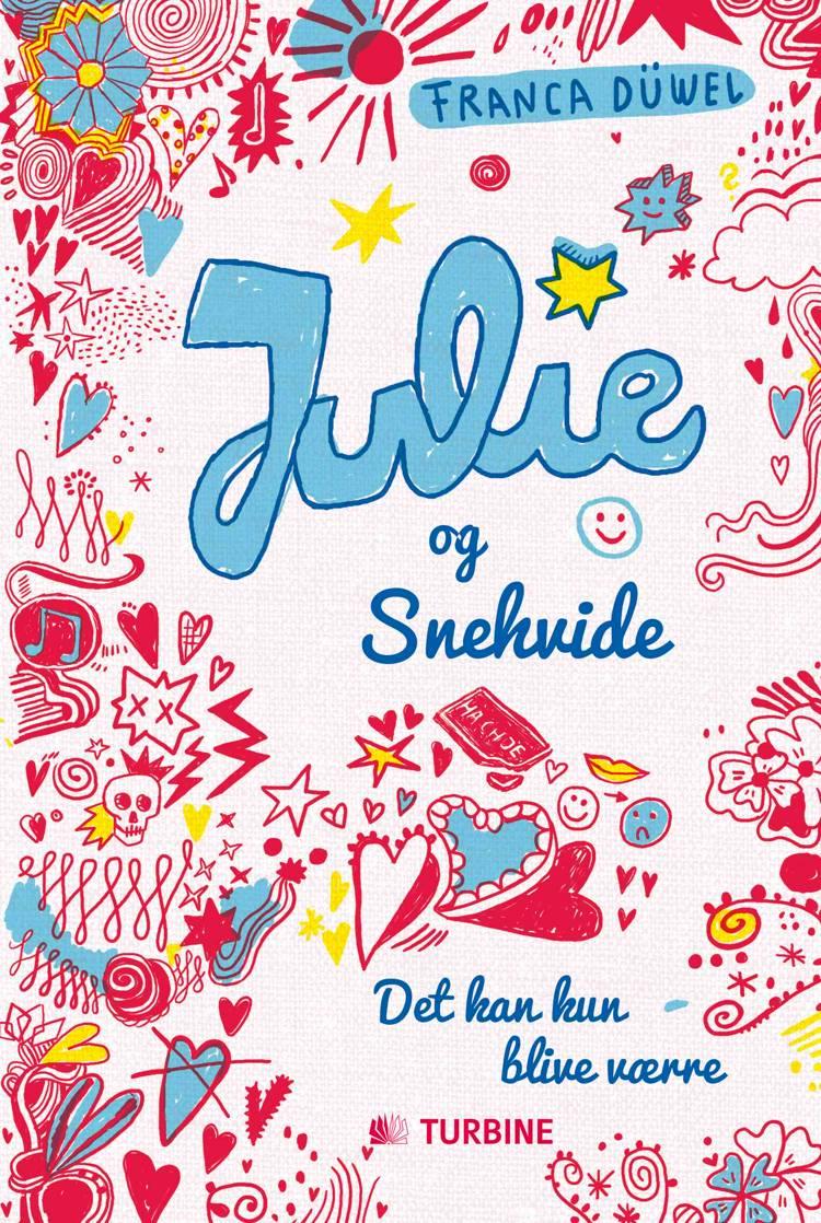Julie og Snehvide af Franca Düwel