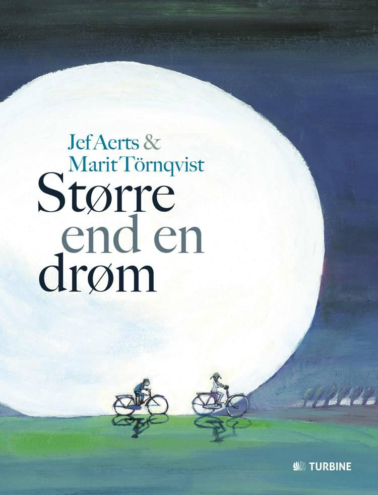 Større end en drøm af Jef Aerts