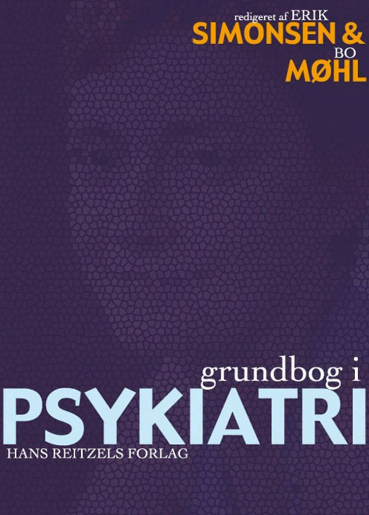 Grundbog i psykiatri af Erik Simonsen, Jes Gerlach og Merete Nordentoft m.fl.