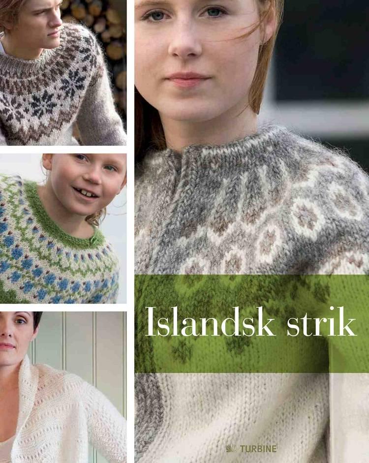 Islandsk strik af Red. af Oddný S. Jónsdóttir