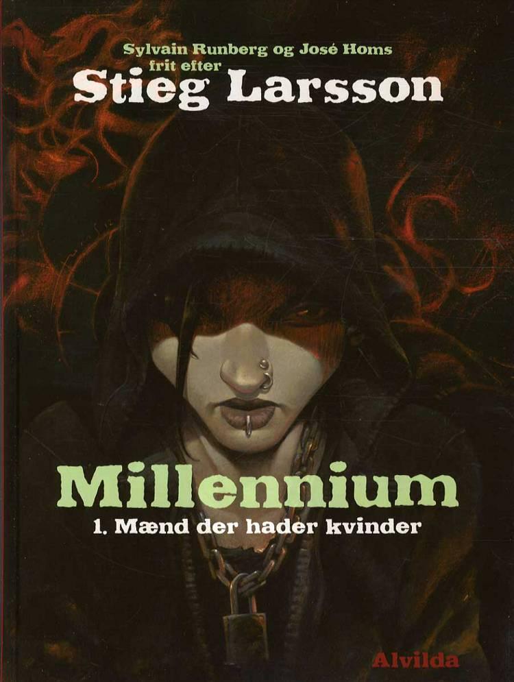 Mænd der hader kvinder (grafisk roman) af Stieg Larsson og Sylvain Runberg