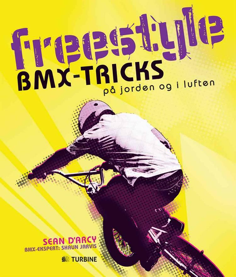 Freestyle BMX-tricks på jorden og i luften