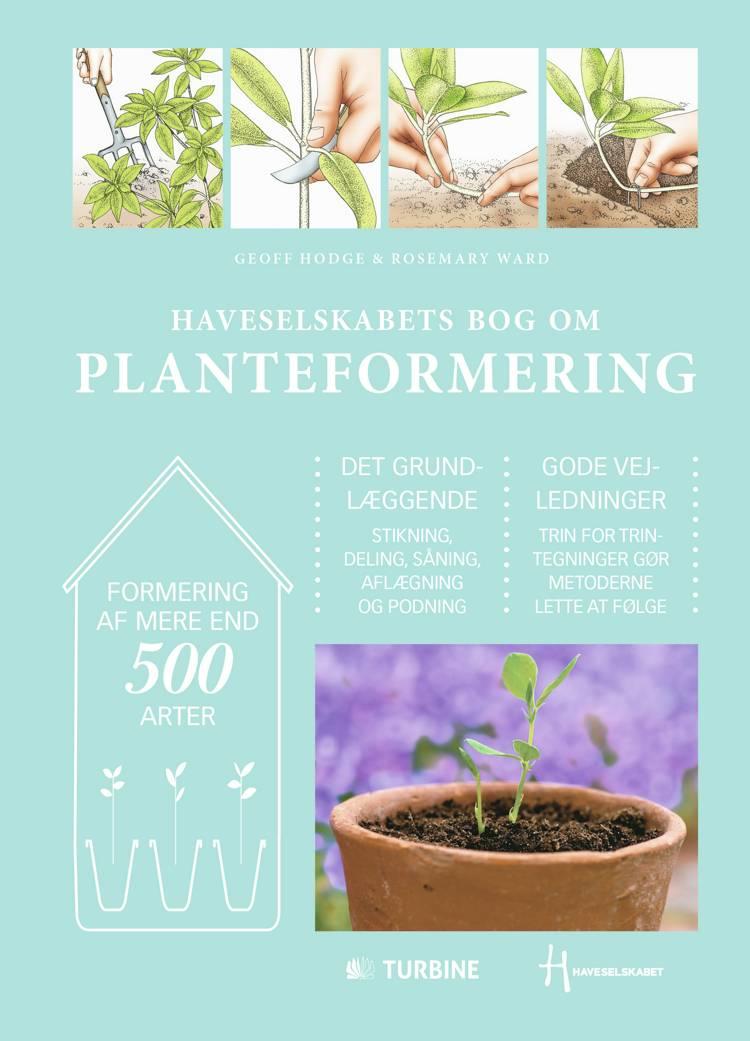 Haveselskabets bog om planteformering af Geoff Hodge og Rosemary Ward