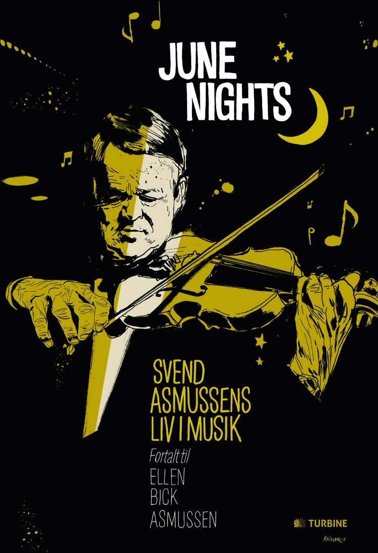 June Nights af Ellen Bick Asmussen