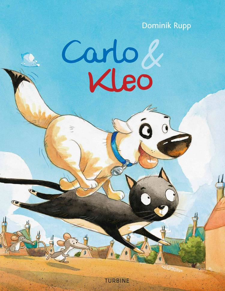 Carlo & Kleo af Dominik Rupp