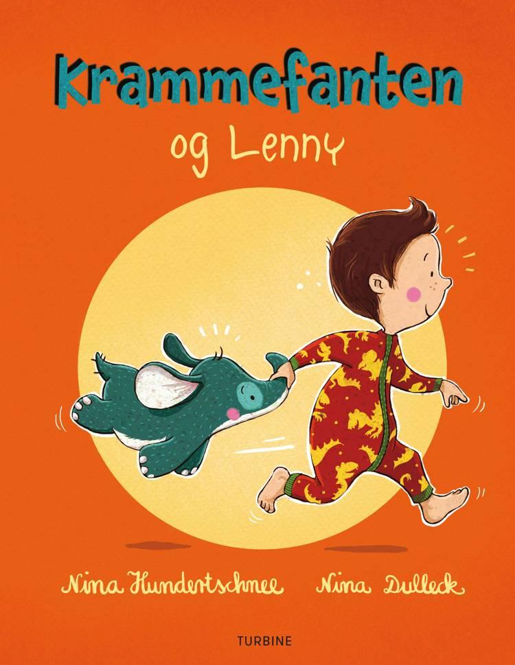 Krammefanten og Lenny af Nina Hundertschnee