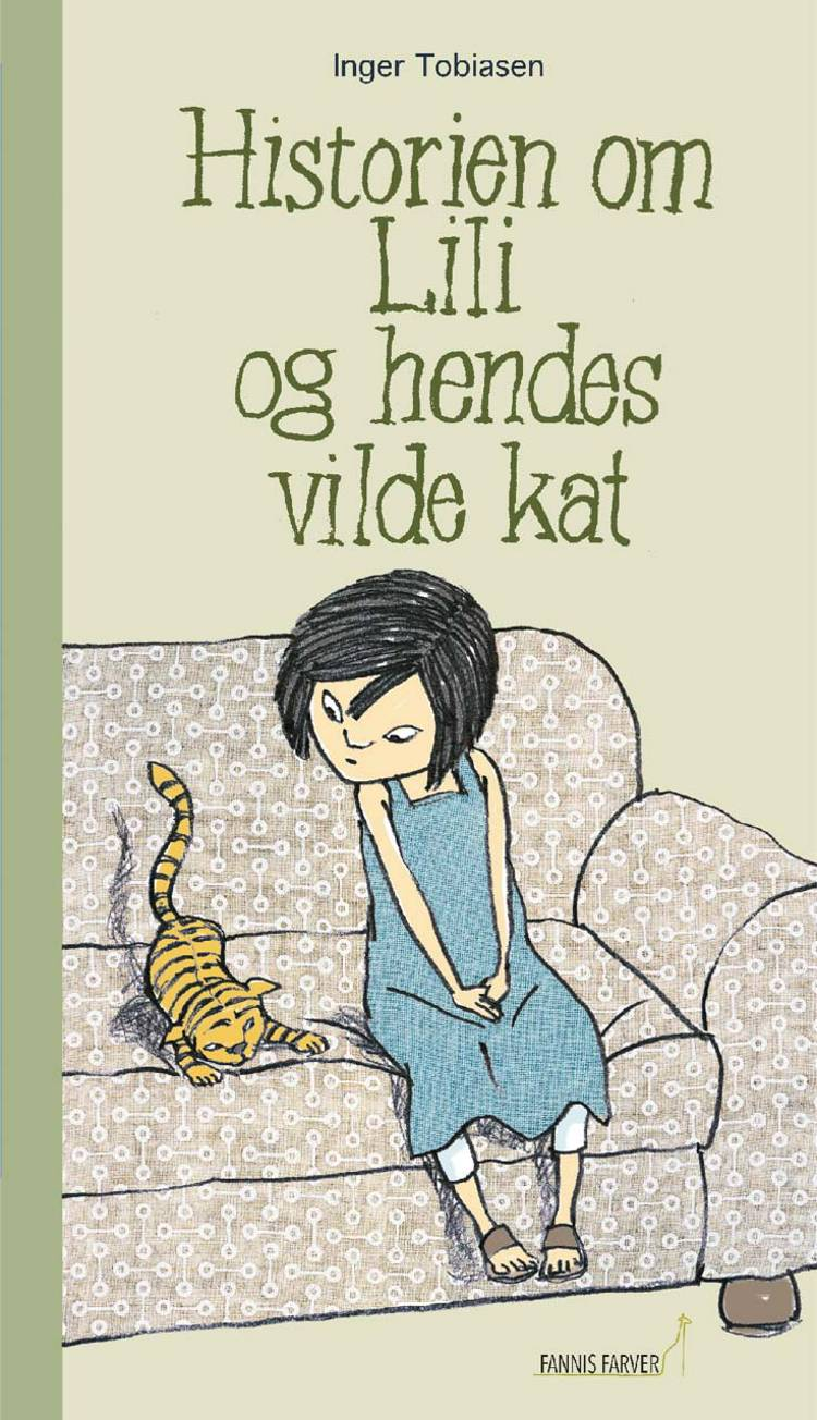 Historien om Lili og hendes vilde kat af Inger Tobiasen