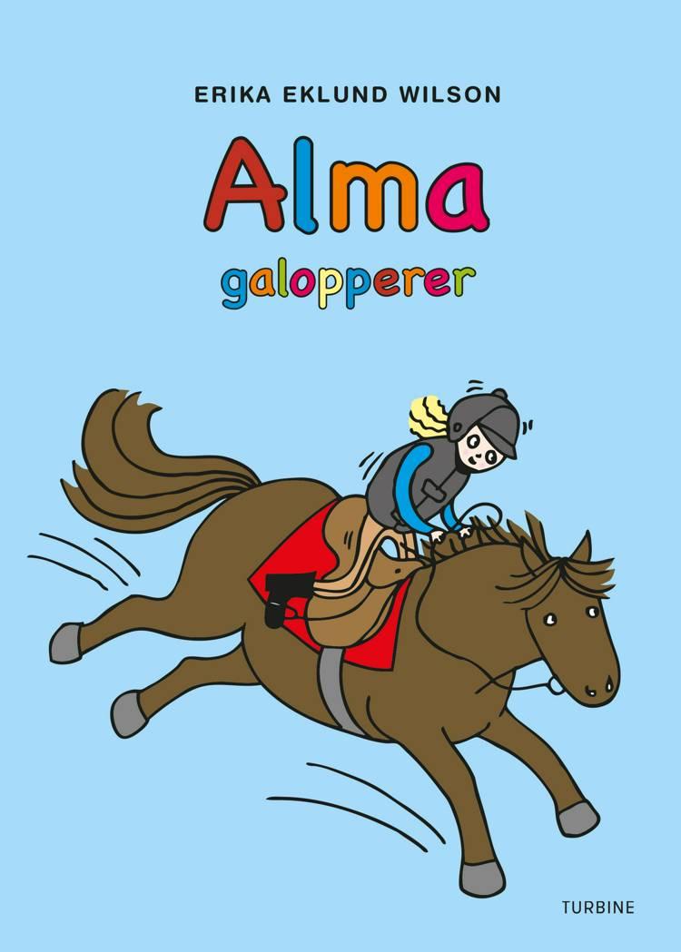 Alma galopperer af Erika Eklund Wilson