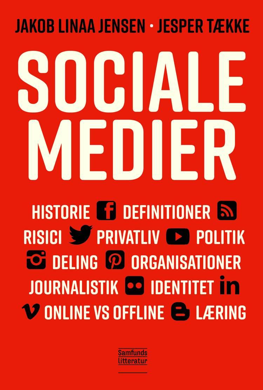 Sociale medier af Jakob Linaa Jensen og Jesper Tække