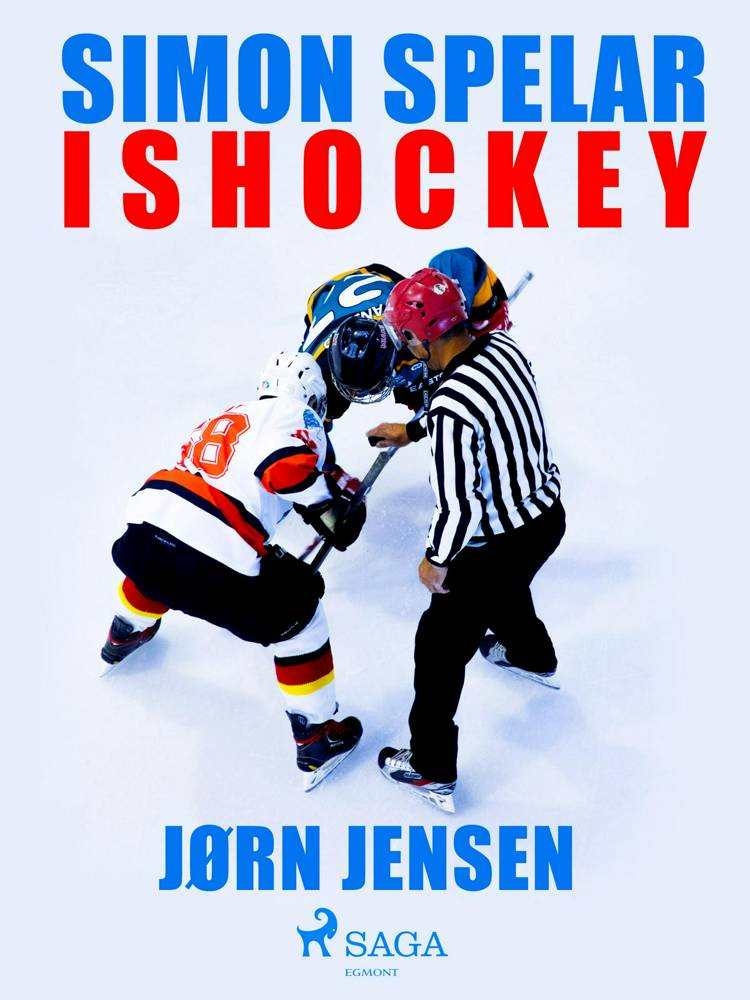Simon spelar ishockey af Jørn Jensen