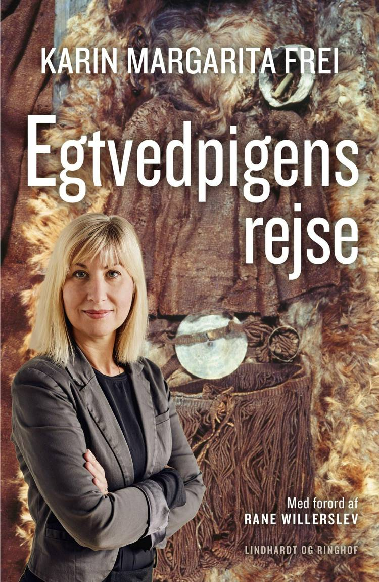 Egtvedpigens rejse af Karin Margarita Frei