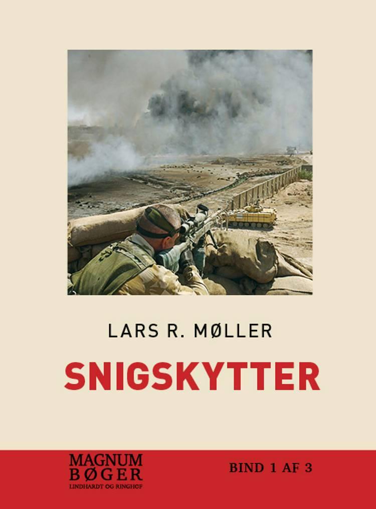 Snigskytter (storskrift) af Lars R. Møller