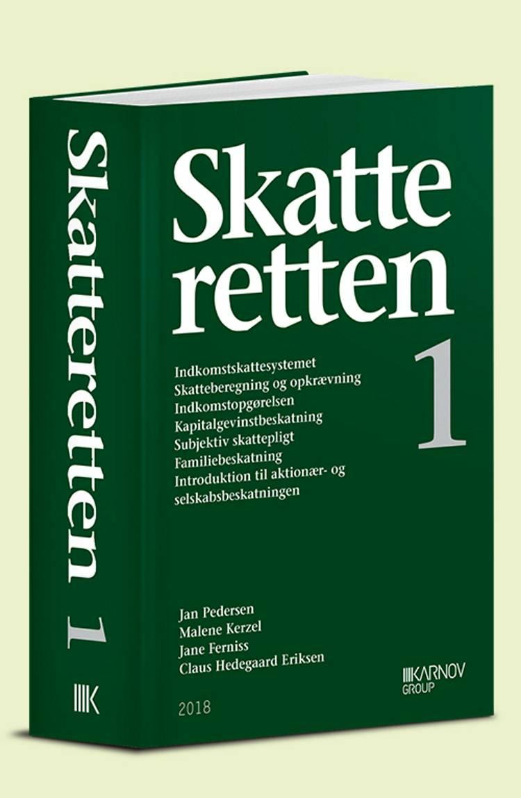 Skatteretten 1 af Jan Pedersen, Malene Kerzel og Jane Ferniss m.fl.