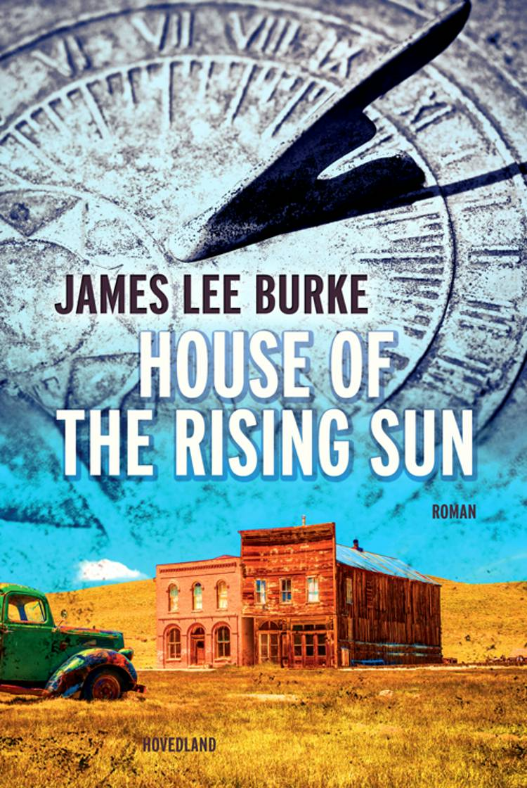 House of the rising sun af James Lee Burke