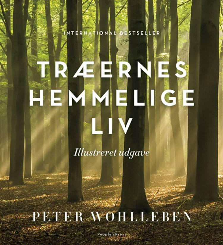 Træernes hemmelige liv, illustreret af Peter Wohlleben