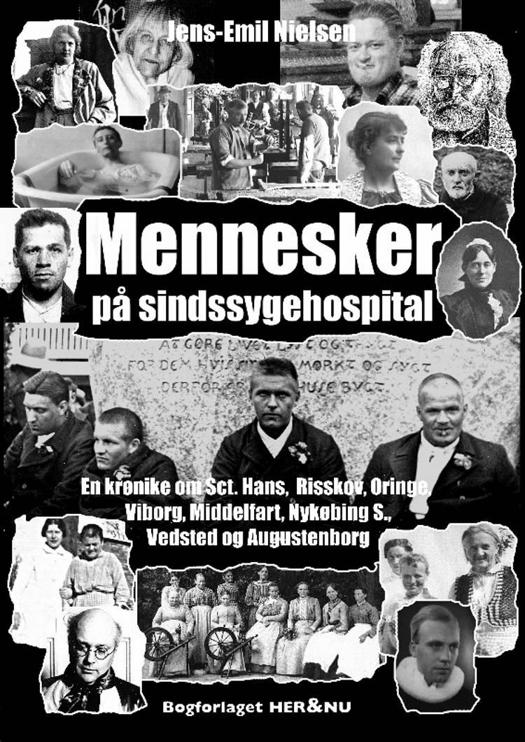 Mennesker på sindssygehospital af Jens-Emil Nielsen