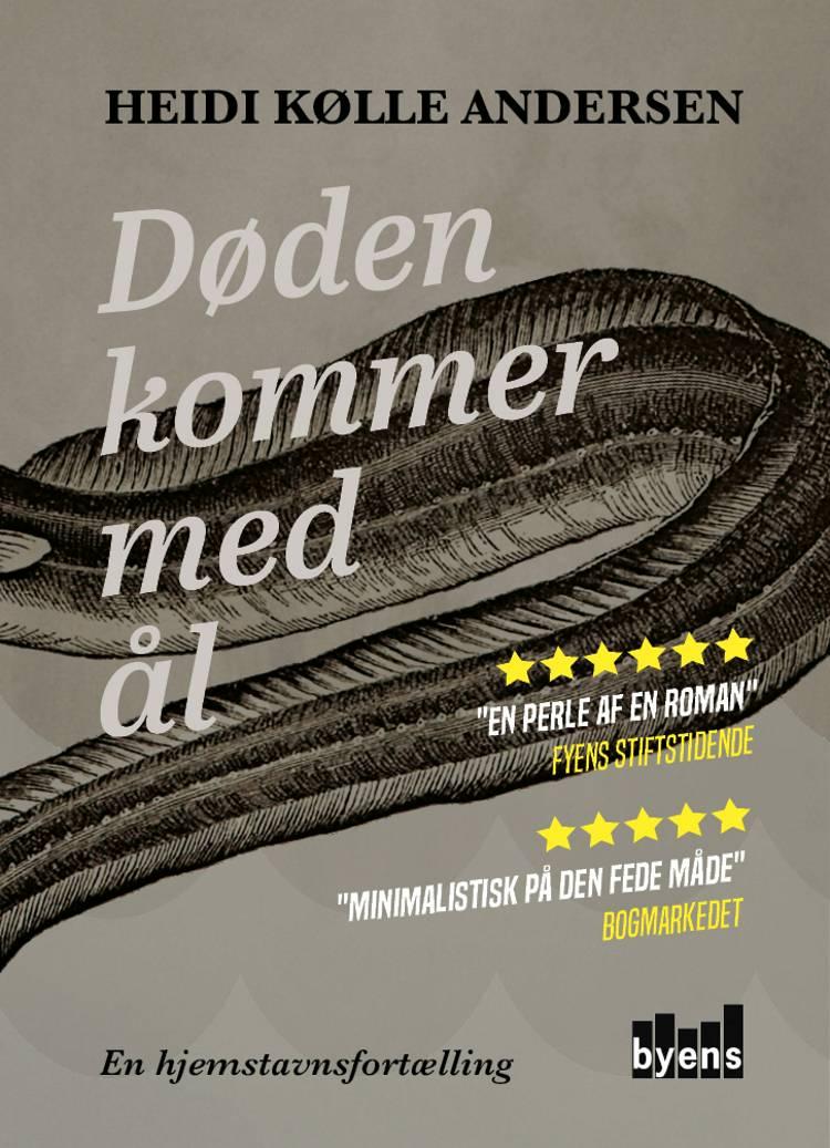 Døden kommer med ål af Heidi Kølle Andersen
