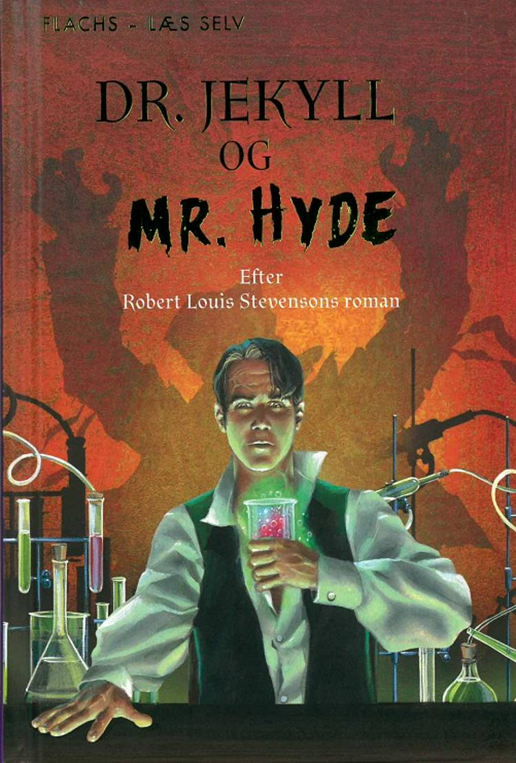 Dr. Jekyll og Mr. Hyde af Robert Louis Stevenson og Rob Lloyd Jones