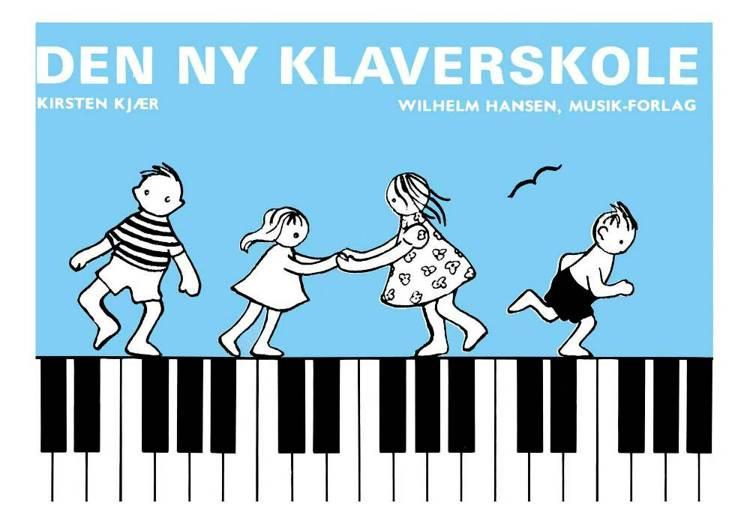 Den ny klaverskole af Dag Kristoffersen