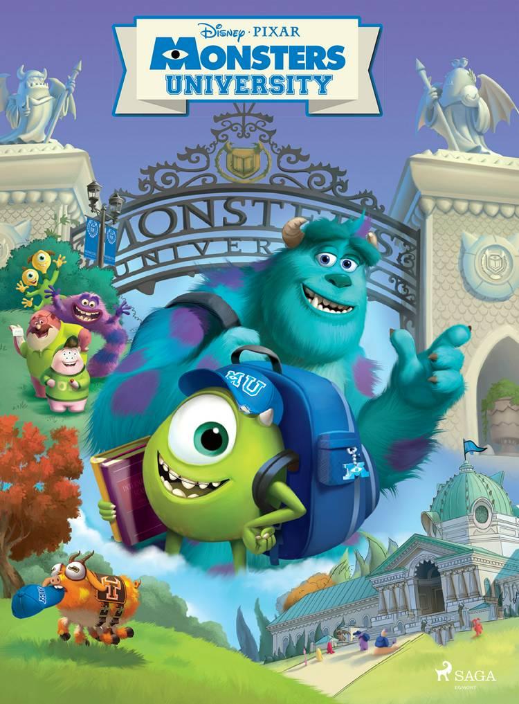 Monsters University af Disney