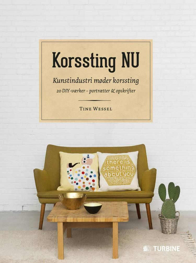 Korssting NU af Tine Wessel