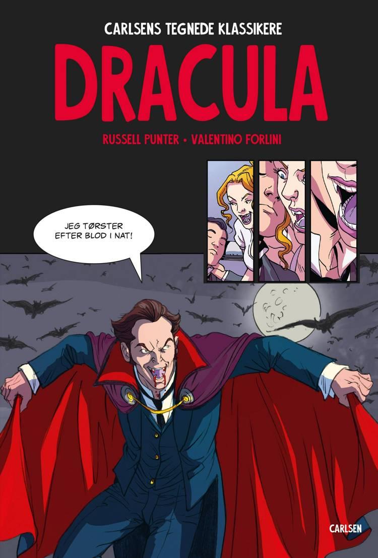 Carlsens tegnede klassikere: Dracula