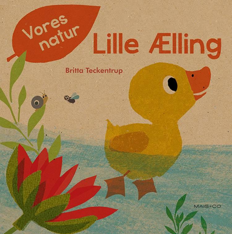 Lille Ælling af Britta Teckentrup