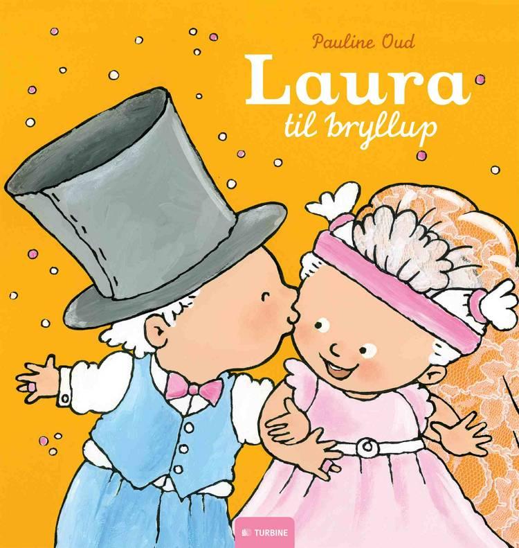 Laura til bryllup af Pauline Oud