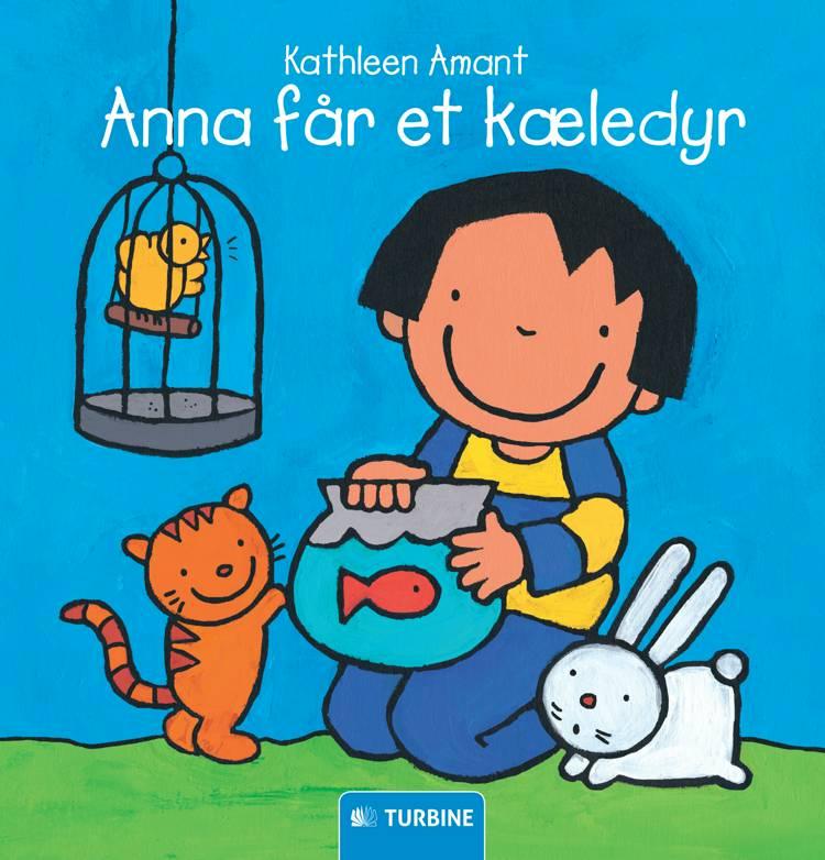 Anna får et kæledyr af Kathleen Amant