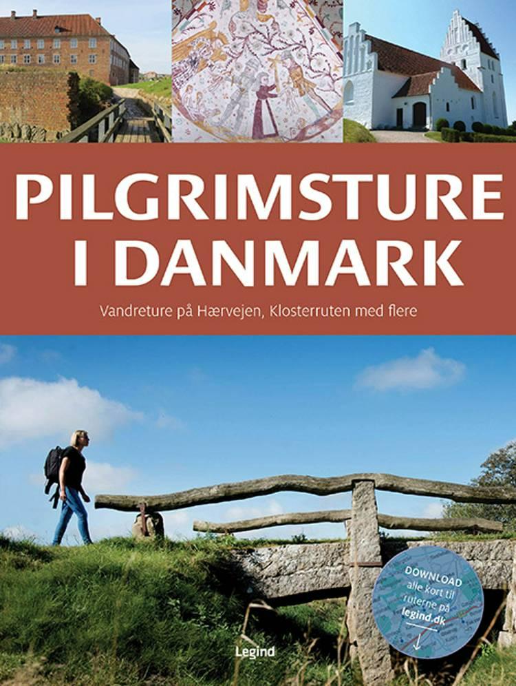 Pilgrimsture i Danmark af Jørgen Hansen