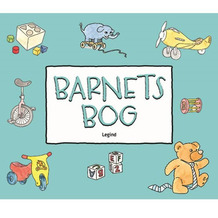 Barnets bog til pige og dreng