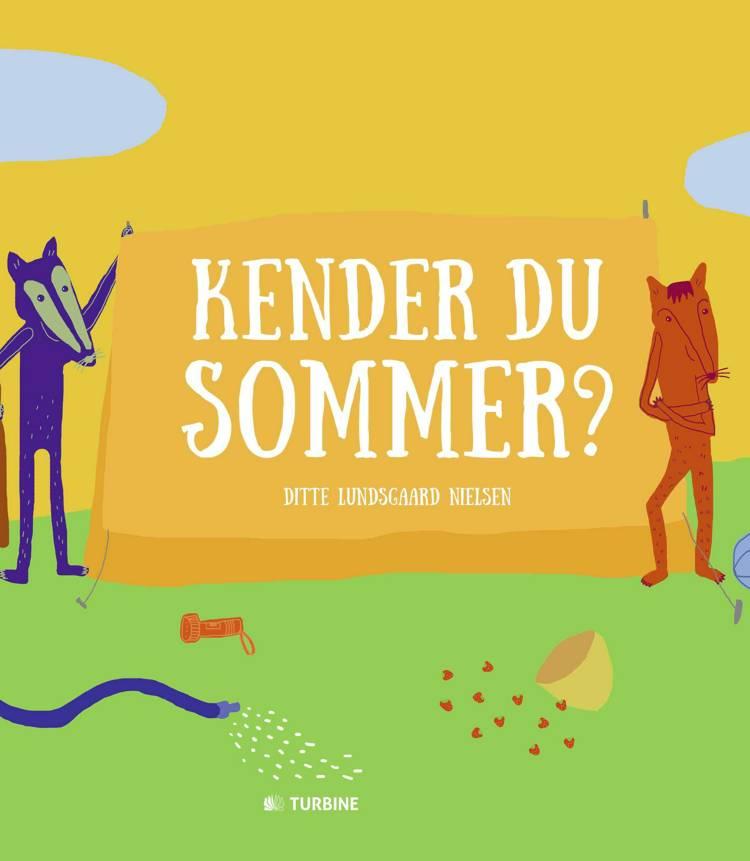 Kender du sommer? af Ditte Lundsgaard Nielsen