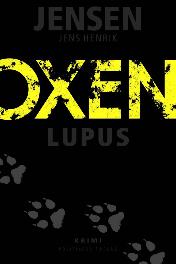 Oxen - Lupus af Jens Henrik Jensen