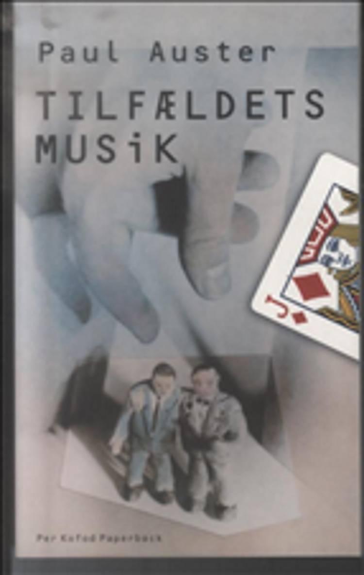 Tilfældets musik af Paul Auster