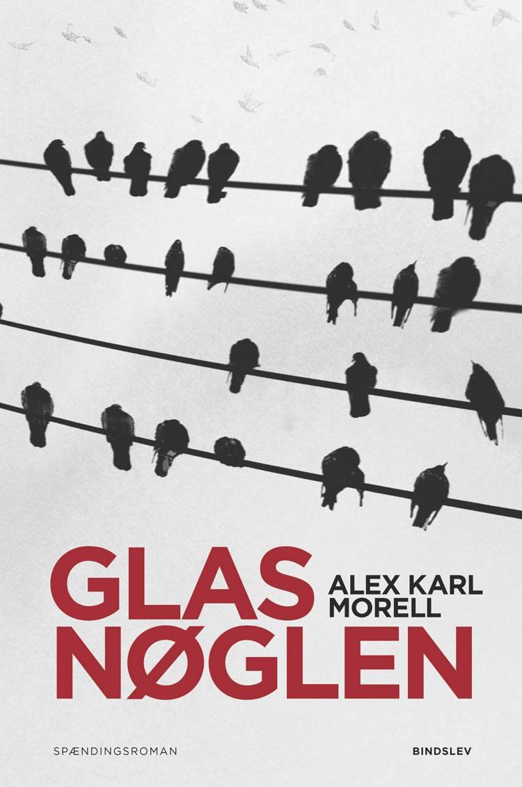 Glasnøglen af Alex Karl Morell